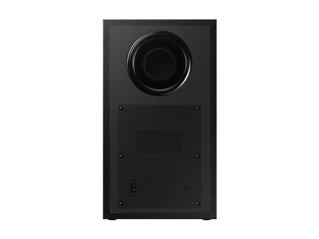 Soundbar Samsung 2.1 Canais 320W Bluetooth e Subwoofer Sem Fio R550 - 6