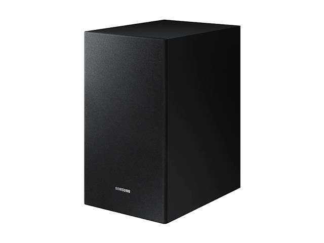 Soundbar Samsung 2.1 Canais 320W Bluetooth e Subwoofer Sem Fio R550 - 7