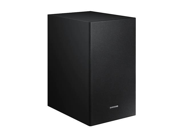 Soundbar Samsung 2.1 Canais 320W Bluetooth e Subwoofer Sem Fio R550 - 8