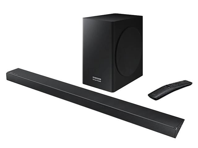 Soundbar Samsung Harman Kardon 5.1 Canais 360W Subwoofer Sem Fio Q60