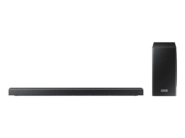 Soundbar Samsung Harman Kardon 3.2.1 Canais 330W Subwoofer Sem Fio Q70 - 1