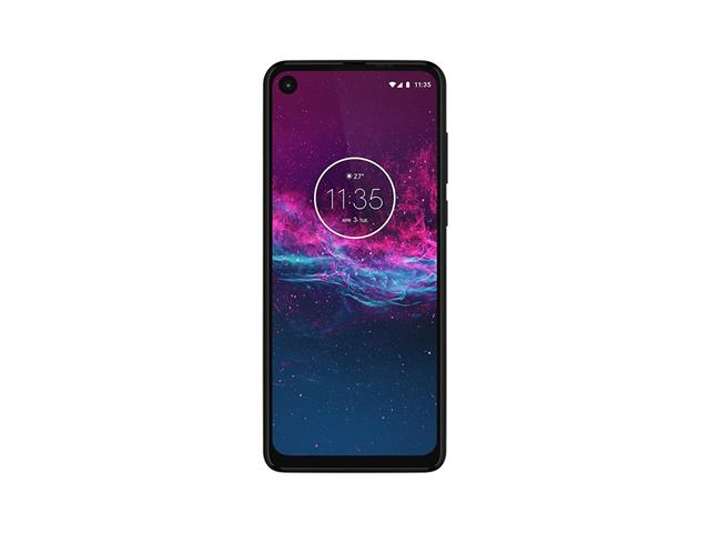 "Smartphone Motorola One Action 128GB 6.3"" 4G Câm 12+5+16MP Azul Denim - 4"