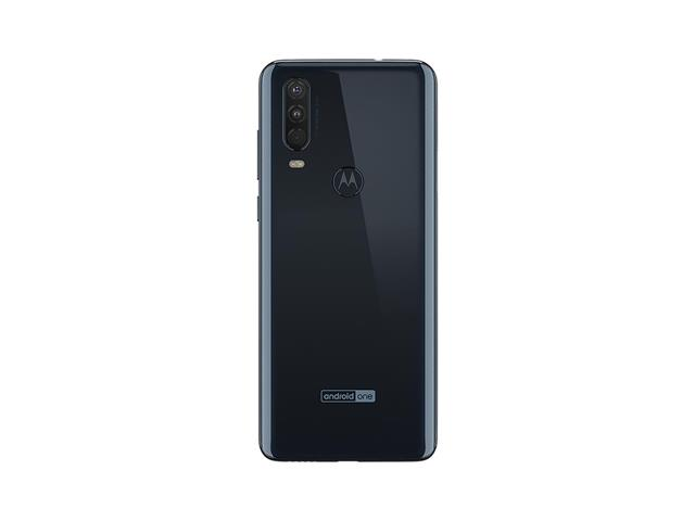 "Smartphone Motorola One Action 128GB 6.3"" 4G Câm 12+5+16MP Azul Denim - 5"