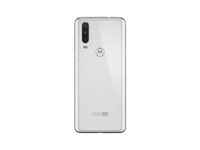 "Smartphone Motorola One Action 128GB 6.3""4G Câm 12+5+16MP Branco Polar - 3"