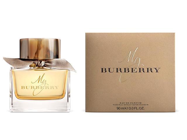Perfume My Burberry Feminino Eau De Parfum 90ml - 1