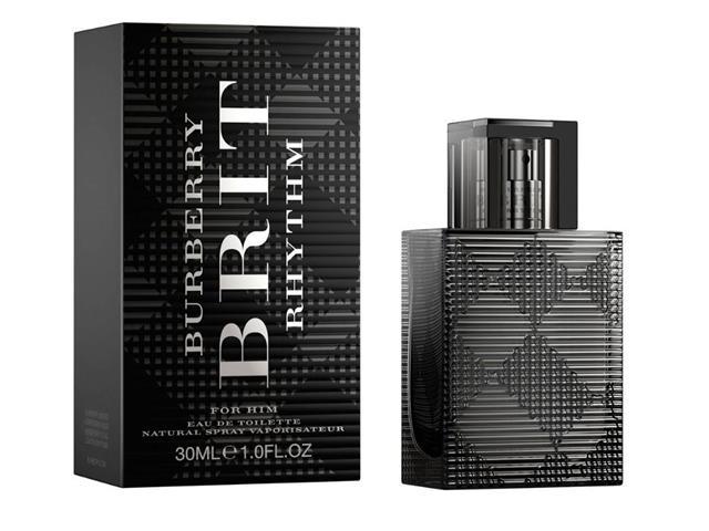 Perfume Burberry Brit Rhythm Masculino Eau de Toilette 30ml - 1