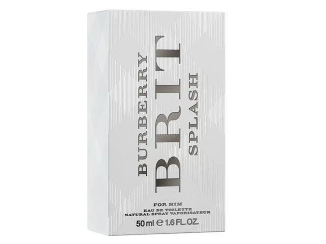 Perfume Burberry Brit Splash Masculino Eau de Toilette 50ml - 2