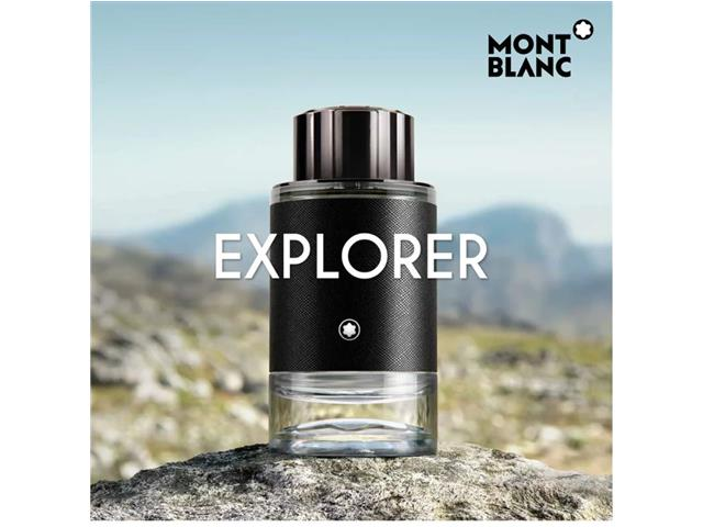 Perfume Montblanc Explorer Masculino Eau de Parfum 60ml - 3