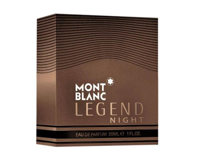 Perfume Montblanc Legend Night  Masculino Eau de Parfum 30ml - 2