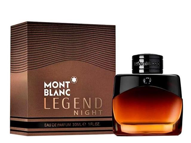 Perfume Montblanc Legend Night  Masculino Eau de Parfum 30ml - 1