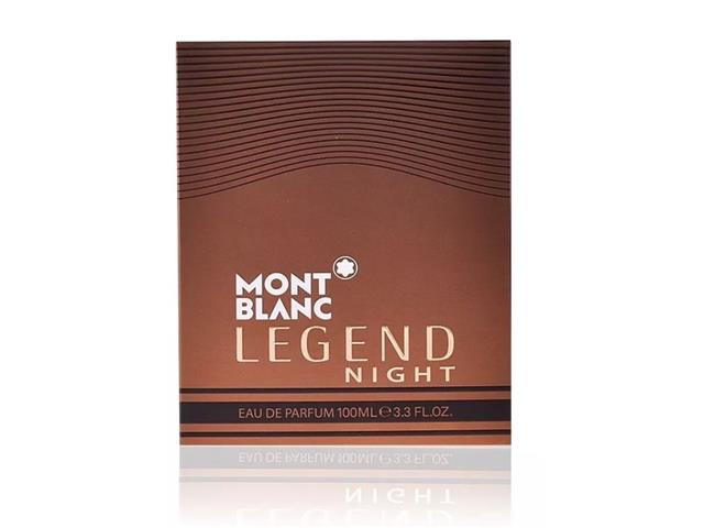 Perfume Montblanc Legend Night Masculino Eau de Parfum 100ml - 2