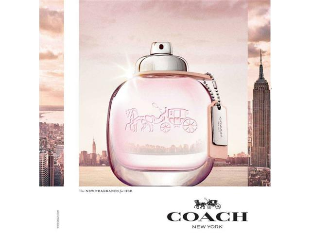Perfume Coach Feminino Eau de Toilette 50ml - 2