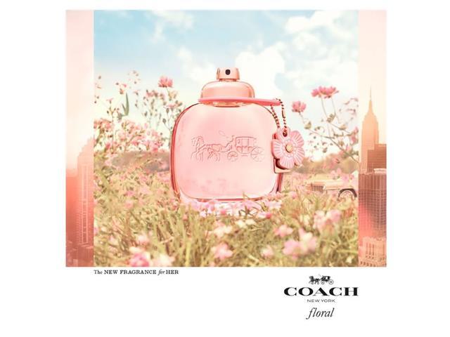 Perfume Coach Floral Feminino Eau de Parfum 50ml - 3