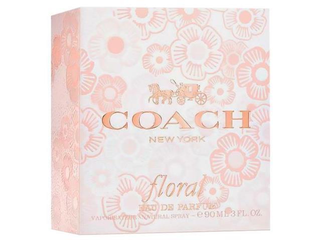 Perfume Coach Floral Feminino Eau de Parfum 90ml - 2