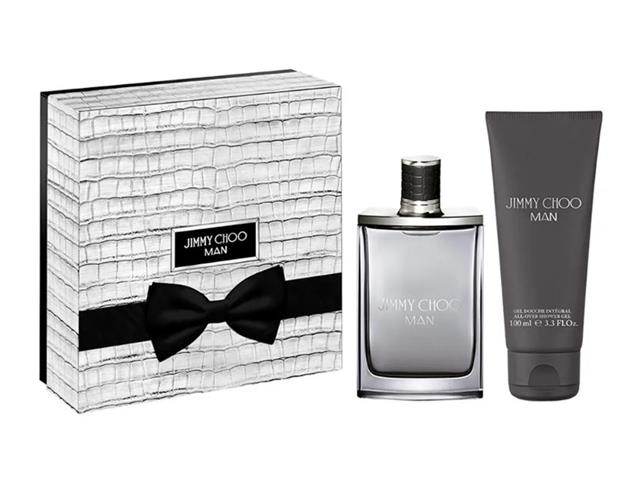 Kit Jimmy Choo Masculino Perfume EDT 50ml + Loção Corporal 100ml - 1