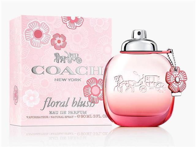 Perfume Coach Floral Blush Feminino Eau de Parfum 50ml - 1