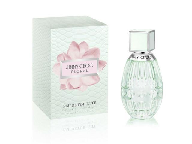 Perfume Jimmy Choo Flora Feminino Eau de Toilette 40ml - 1