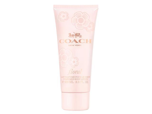 Kit Coach Flora Feminino Perfume EDP 50ml + Loção Corporal 100ml - 2