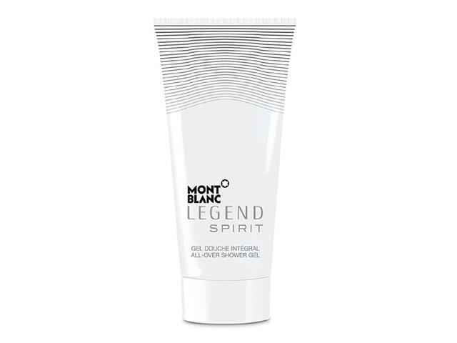 Kit Montblanc Legend Spirit Perfume EDT Pós Barba e Gel de Banho 100ml - 2