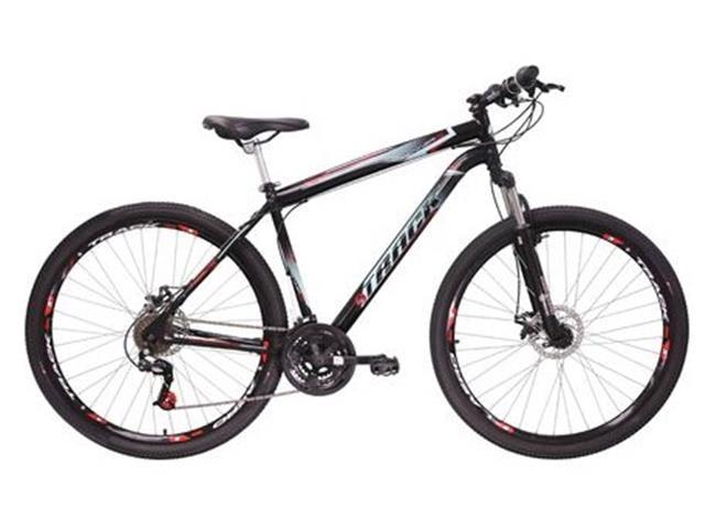 Bicicleta Track Bikes TB Niner Mountain 21V Aro 29 Preto