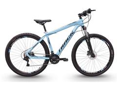 Bicicleta Track Bikes TB Trivo com Trava Guidão Aro 29 Azul