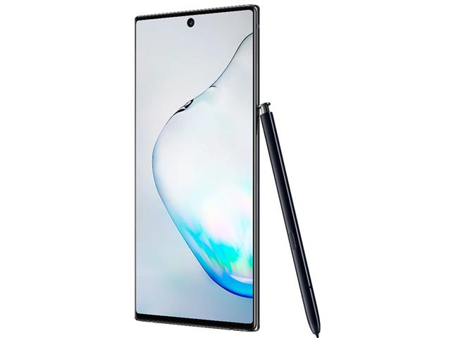 "Smartphone Samsung Galaxy Note 10 4G 6.3"" 256GB 8GB 12+16+12MP Preto - 4"