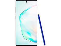 "Smartphone Samsung Galaxy Note 10 4G 6.3"" 256GB 8GB 12+16+12MP Prata - 1"