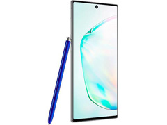 "Smartphone Samsung Galaxy Note 10 4G 6.3"" 256GB 8GB 12+16+12MP Prata - 2"