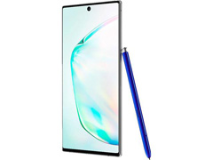 "Smartphone Samsung Galaxy Note 10 4G 6.3"" 256GB 8GB 12+16+12MP Prata - 4"