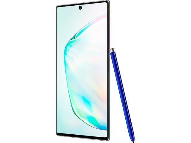 "Smartphone Samsung Galaxy Note 10+ 4G 6.8"" 256GB 12GB 12+16+12MP Prata - 4"