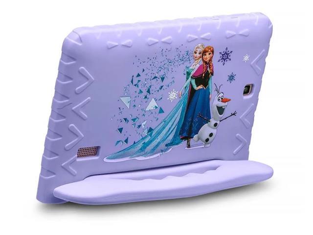 "Tablet Disney Frozen Plus Multilaser NB315 Wi Fi Tela 16GB 7"" - 3"