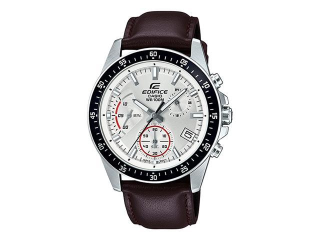 Relógio Analógico Casio Edifice Masculino Prata EFV-540L-7AVUDF