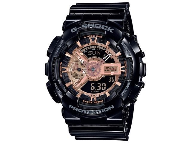 Relógio Digital e Analógico Casio G-Shock Masculino GA-110MMC-1ADR