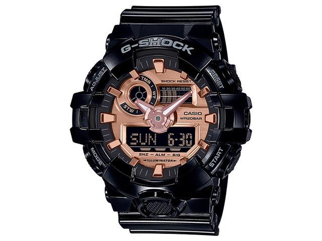 Relógio Digital e Analógico Casio G-Shock Masculino GA-700MMC-1ADR