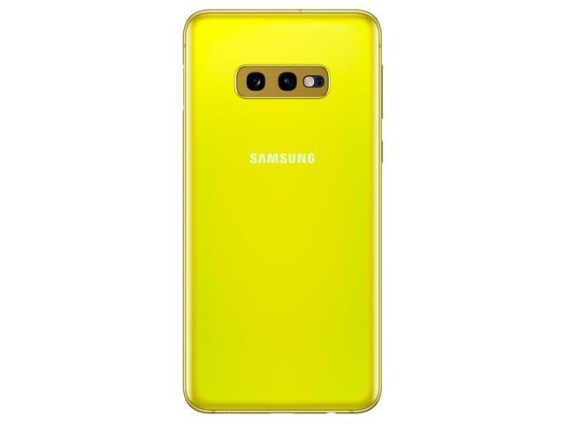 Smartphone Samsung Galaxy S10e 128GB Amarelo+Relógio Mormaii Fit - 2