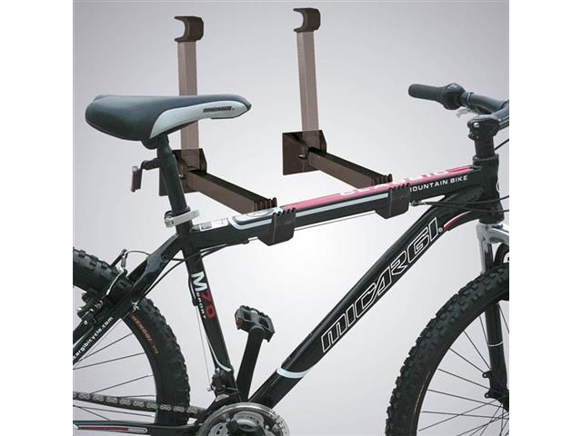 Suporte de Parede Atrio para Bicicleta com 2 Hastes Retráteis até 20Kg - 1