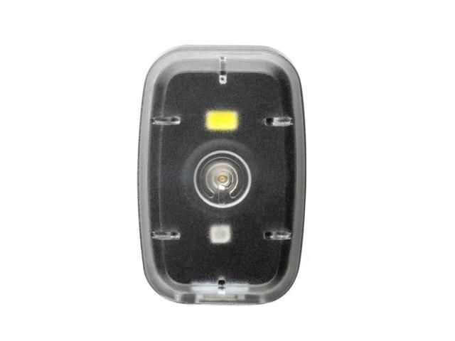 Farol Clip Atrio 250 mAh USB Preto - 1