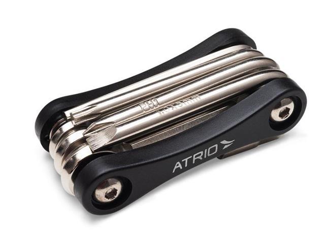 Kit de Ferramentas Atrio Multitool para Bicicleta 9 Funções - 3