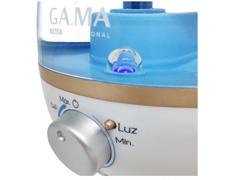 Umidificador Gama Italy Acque Design 2,3L Bivolt Azul e Branco - 3