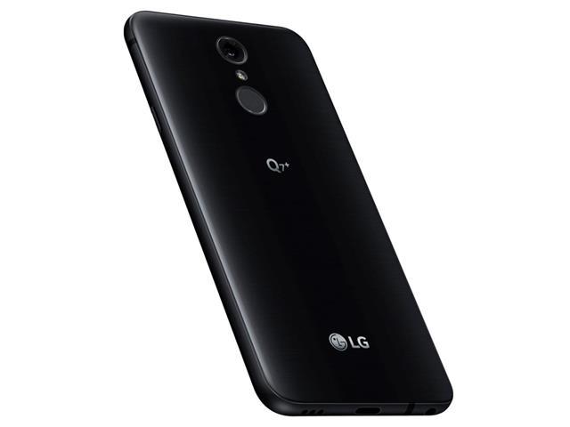 "Smartphone LG Q7+ 4G 64GB Dual Chip Tela 5.5"" Câmera 16MP+5MP Preto - 5"