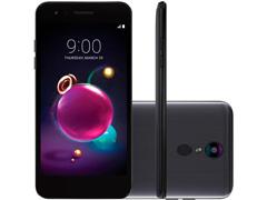 "Smartphone LG K8+ 4G 16GB Dual Chip Tela IPS 5"" Câmera 8MP+5MP Preto"