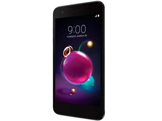 "Smartphone LG K8+ 4G 16GB Dual Chip Tela IPS 5"" Câmera 8MP+5MP Preto - 3"