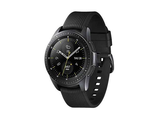 Smartwatch Samsung Galaxy Watch LTE 4G Open BT 42mm 4GB Preto