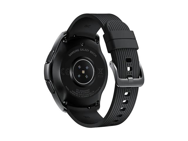 Smartwatch Samsung Galaxy Watch LTE 4G Open BT 42mm 4GB Preto - 3