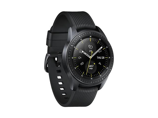 Smartwatch Samsung Galaxy Watch LTE 4G Open BT 42mm 4GB Preto - 2