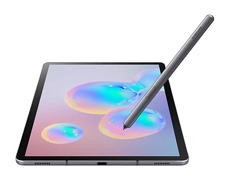 "Tablet Samsung Galaxy Tab S6 S PEN 4G 128GB 6GB 10.5"" 13MP+5MP Grafite - 1"