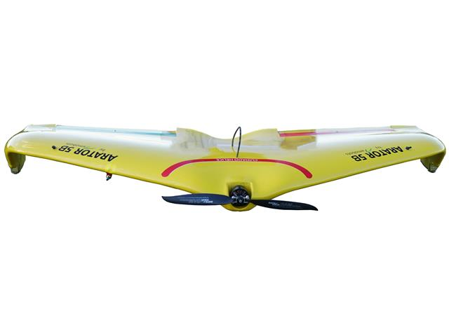 Drone XMobots Arator 5B Cana VLOS com RTK HAG L1 L2 L5 Voo até 120m - 1
