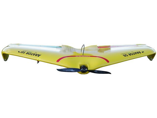 Drone XMobots Arator 5B VLOS com RTK HAL L1 L2 Voo até 120m - 2