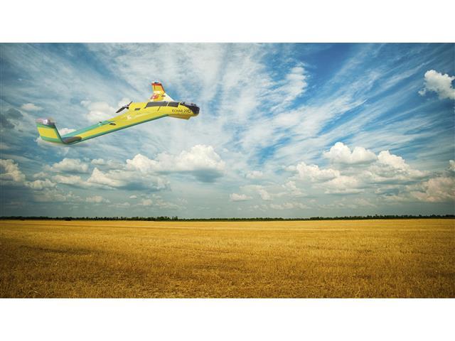 Drone XMobots Echar 20D Grãos BVLOS RTK HAL L1 L2 Voo acima de 120m - 3