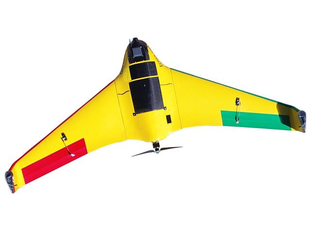 Drone XMobots Echar 20D Grãos BVLOS RTK HAG L1 L2 L5 Voo acima de 120m - 1